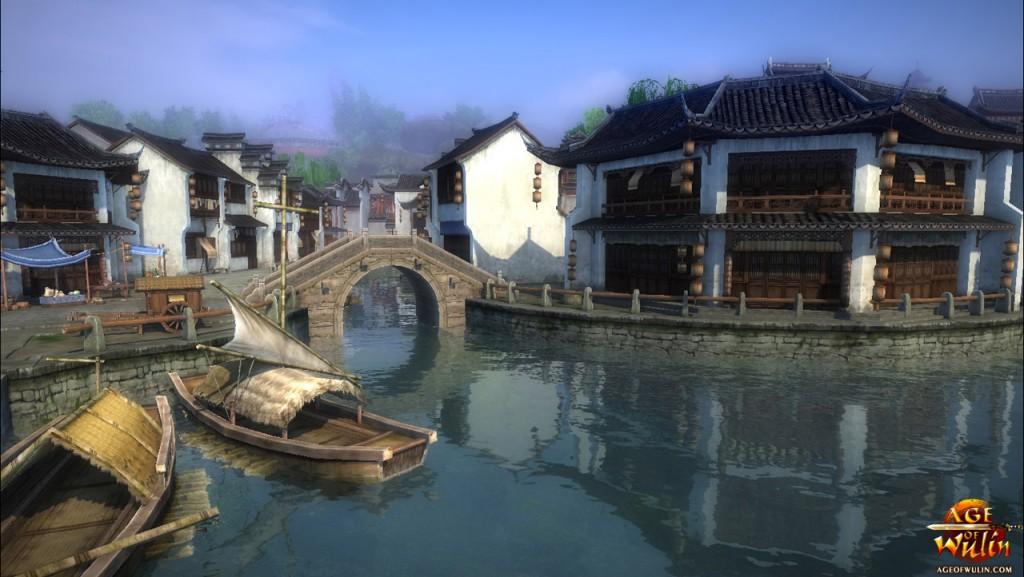 Suzhou dans Age of Wulin