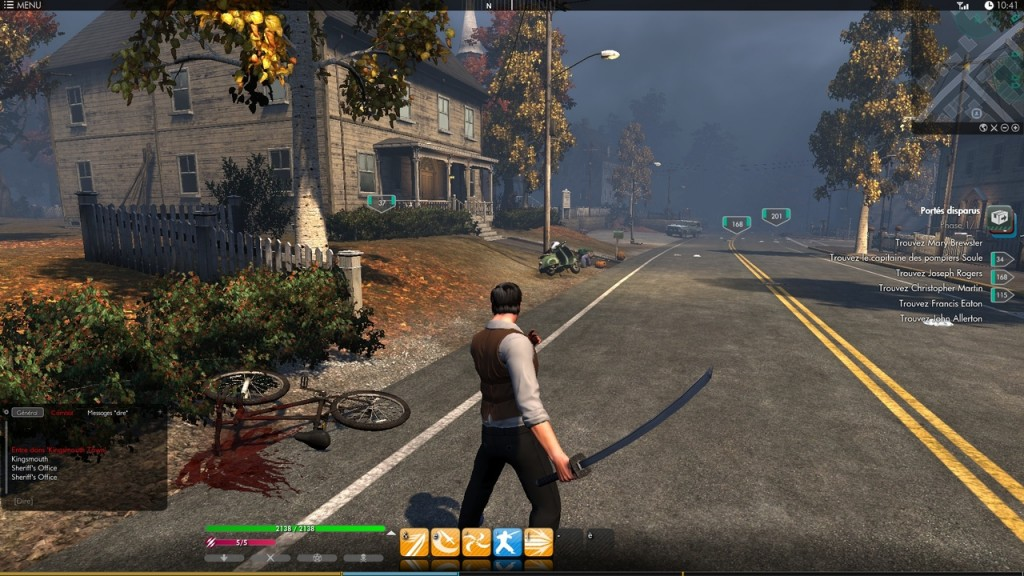 Test de The Secret World